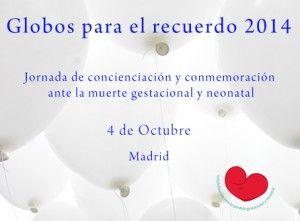 Globos para el Recuerdo 2014-Invitacion