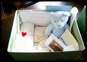Caja de recuerdo